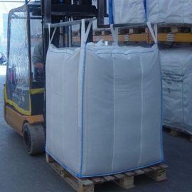 太空袋 内拉筋吨袋 抗震耐磨防潮按客户要求定做吨袋
