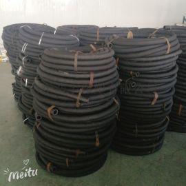 河北生产厂家现货低压夹布输水橡胶管