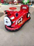 山西大同广场儿童碰碰车电瓶车游乐设备