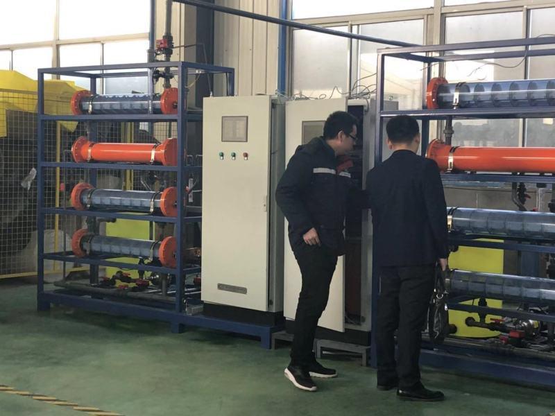 電解法水廠消毒設備/電解鹽次氯酸鈉發生器