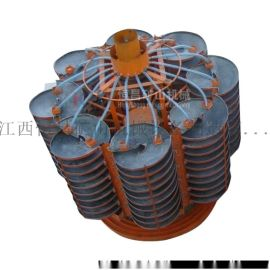 玻璃钢螺旋溜槽 选矿螺旋溜槽厂家 定制螺旋溜槽