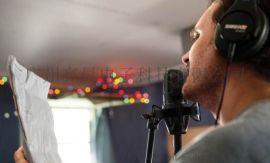PGA27直播K歌电容麦克风 专业录音话筒
