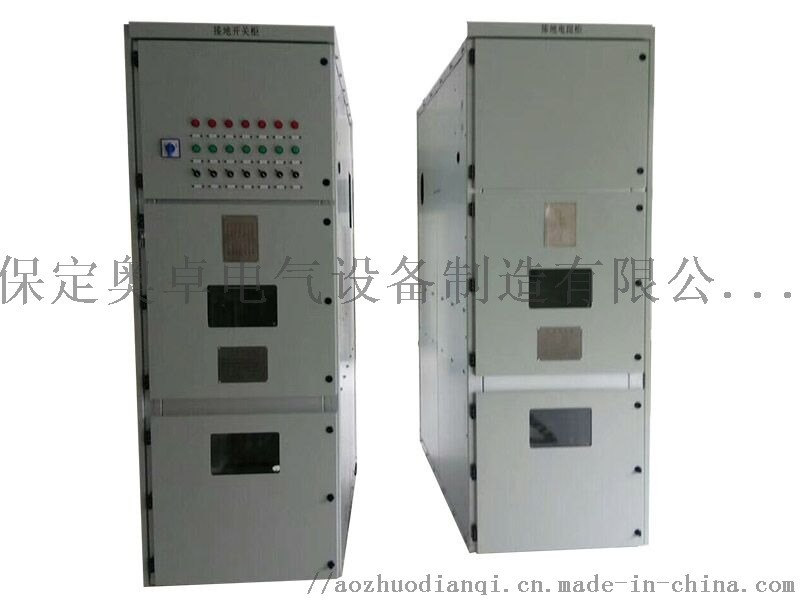 10.5kV柴油发电机组接地电阻柜