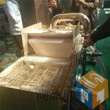 厂家研发芝士署球裹浆上糠机 芝士球上屑机设备