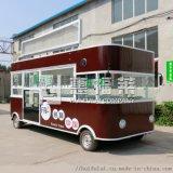 惠福萊電動餐車廠家供應烤麪筋小吃車