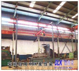 KBK型1t轻型柔性梁悬挂欧式起重机