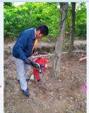 50型 锯齿式挖树机