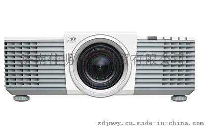 丽讯DX3351投影机6000流明高清投影机 1.7倍变焦, 手动, 不可更换镜头