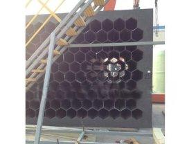 阳极蜂窝式玻璃钢导电除雾器管束