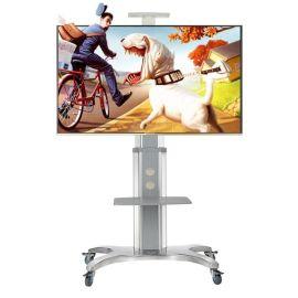 NBAVF1500-60-1P(40-60英寸)液晶电视移动支架视频会议可移动落地支架挂架移动推车