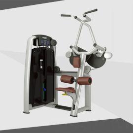 山东健身器材厂家力量器械 商用坐式高拉力练习器