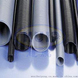 软管直通接头 塑料波纹管进口PMA材质配套接头