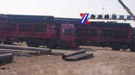 铸铁给水管新兴消防球墨离心铸铁管DN150
