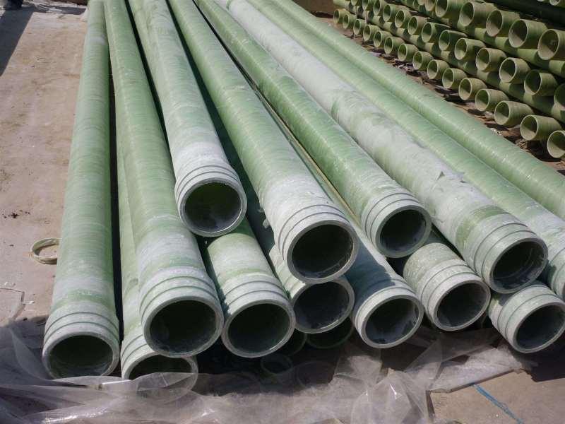 排污玻璃鋼管道無鏽蝕