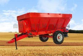 圣鸿有机肥撒肥机农家肥施肥机牛羊粪肥抛撒车厂家
