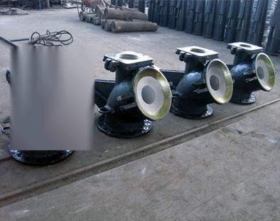 鍊鐵高爐風口設備