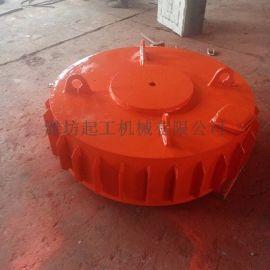 供应RCDB-8悬挂式电磁除铁器  除铁器**厂家