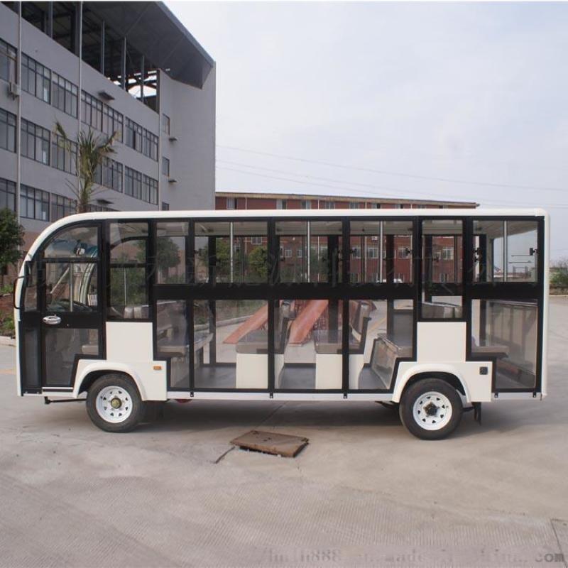 23座电动观光车,旅游爬山车