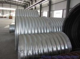 贝尔克拼装热镀锌波纹涵管钢波纹管涵产品特点