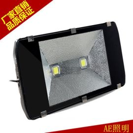 LED投光燈戶外防水燈300W400W投射燈泛光洗牆燈 4芯320W正白
