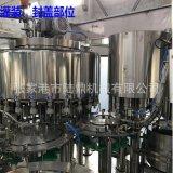陆鼎三合一果汁 茶饮料热灌装机 专业灌装设备生产制造商