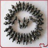 鉬標準件  高溫鉬螺釘 鉬螺母 真空爐用鉬絲桿