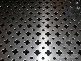 彩钢穿孔板彩钢冲孔板镀锌穿孔板