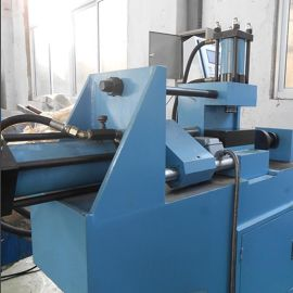 缩管机 单头液压PM-80NC缩管机 防皱模成型模