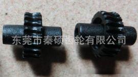 【厂家订做】 塑胶蜗轮精密塑胶齿轮耐磨损低噪音价格优欢迎qt