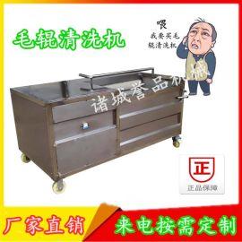 全自动不锈钢地瓜土豆红薯莲藕去皮去泥清洗机 连续式高压喷淋