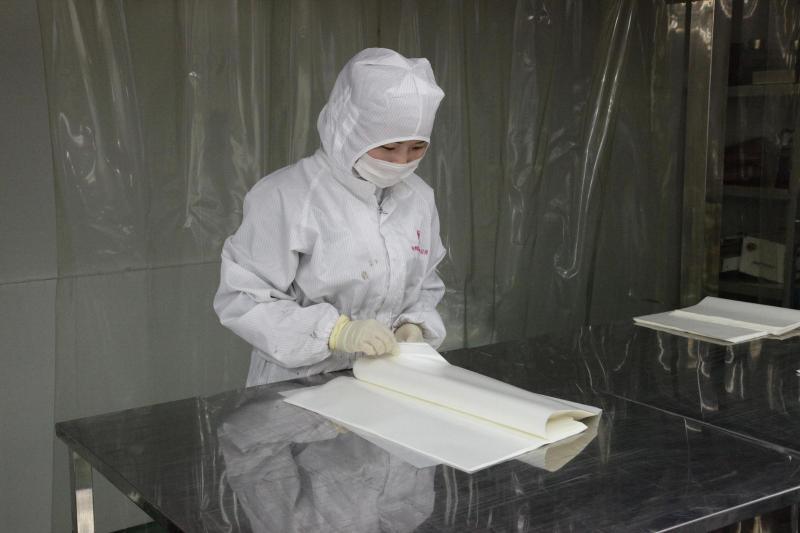珍珠纸抗静电珍珠纸导光板光学玻璃隔离包装