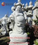 石雕布袋和尚 弥勒佛