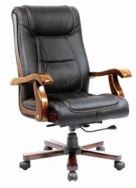 办公桌椅(牛皮班椅)