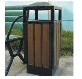 垃圾桶,进口山樟木垃圾桶,深圳清洁用具供货