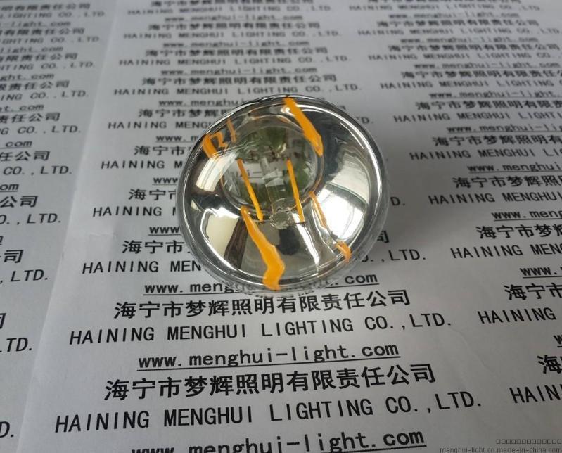 新品LED灯丝灯泡R50 2W