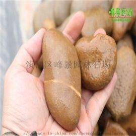 南京园林装饰鹅卵石 杂色鹅卵石 建筑装饰纯色鹅卵石