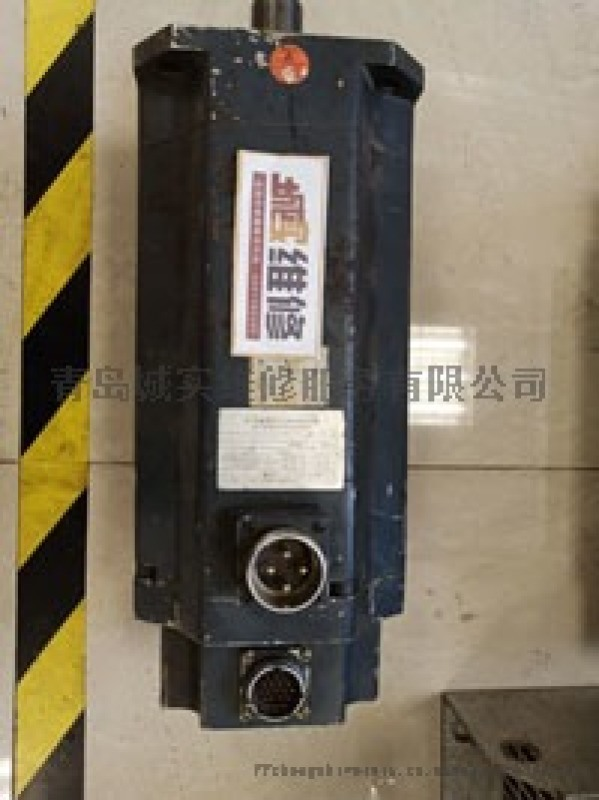 AMK伺服电机维修更换轴承方法