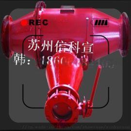 煤矿用FZQ-K型瓦斯抽放管路快速排渣器等你选购