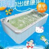 亞克力三面玻璃功能池 兒童游泳池 泳池設備廠家直銷