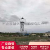 瞭望塔 鋼結構瞭望鐵塔 監控塔 防火了望塔