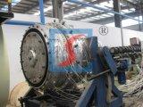 HDPE燃气供水管材生产线