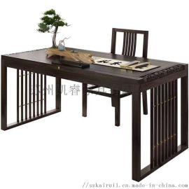 苏州新中式家具|中式桌椅|新中式沙发厂家定做