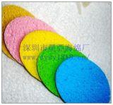 供應小葫蘆化妝海綿粉撲 水滴化妝粉撲 廠家生產