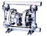 供应 QBY型铝合金气动隔膜泵
