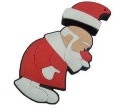 圣诞老人纪念款迷你U盘