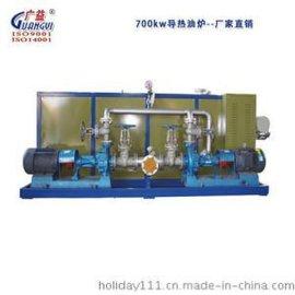 江苏瑞源  厂家直销 广益 大功率电加热导热油炉火热销售中