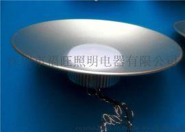 低价LED工矿灯100w80w深圳厂家供应工厂厂房LED照明灯具50w30w