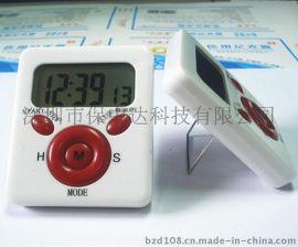 大屏幕计时器 创意数字计时器 24小时时钟正/倒计