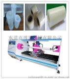 行业领先PE保护膜静电膜全自动切台分切机