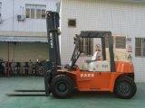佛山顺德CPC(D)50合力5吨合力内燃平衡重式柴油叉车